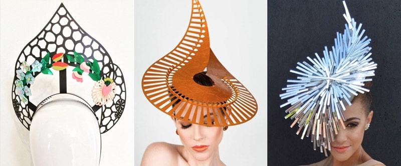 statement headpieces