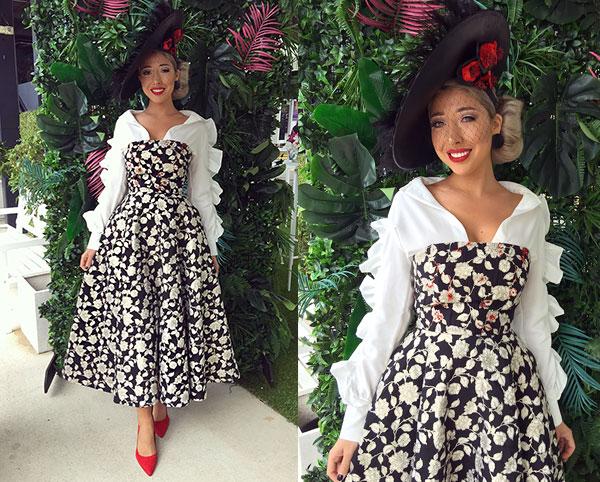 milano imai racing fashion blogger