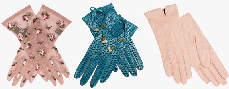 sheer gloves fabrics racewear