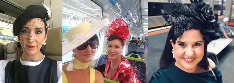 hats in public