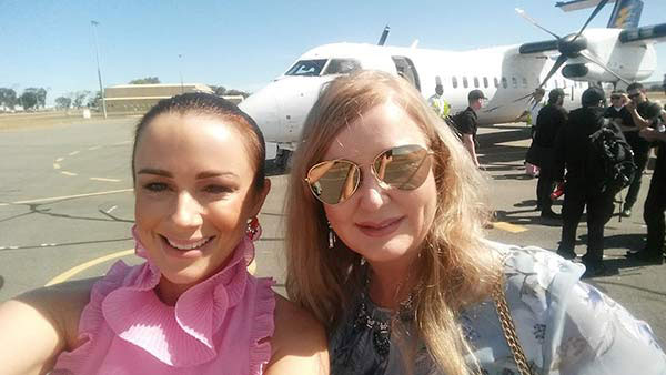 travelling to melbourne for cup week