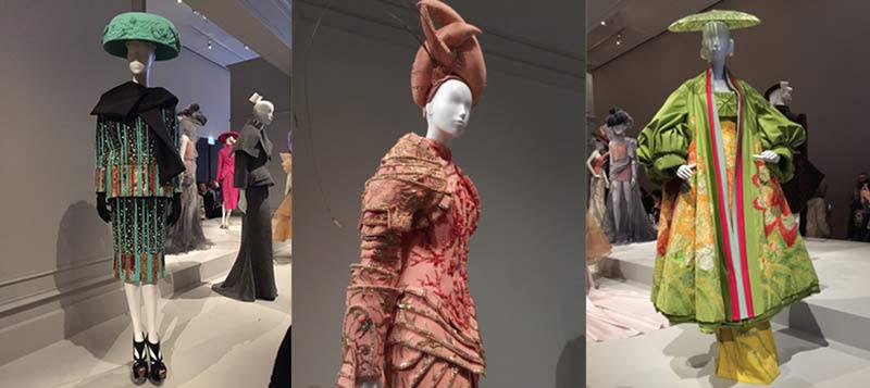 fashion couture exhibit