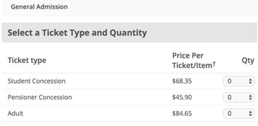 derby day general admission flemington racecourse entry price