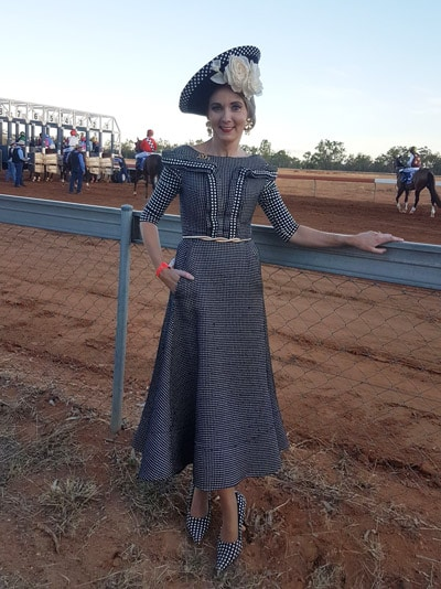 racing fashion racecourse outfit