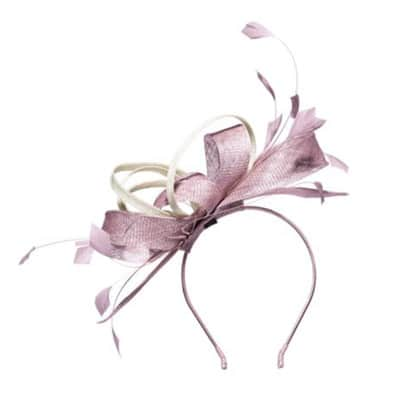 factory made fascinator cheap