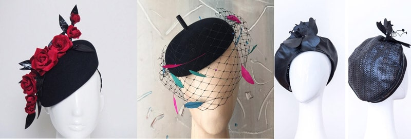 beret hat shape