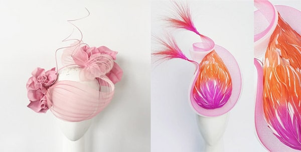 crinoline hat material fascinator