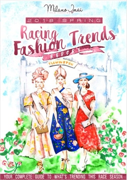 spring carnival melbourne cup trends 2018