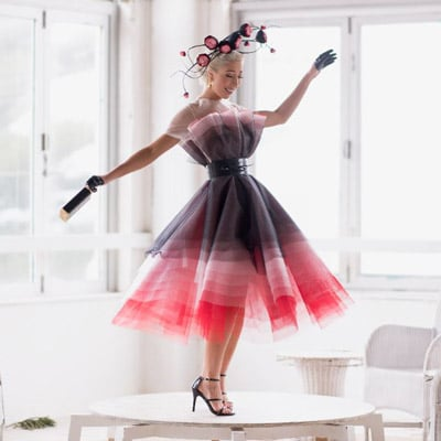 milano imai tulle race dress fashion blogger