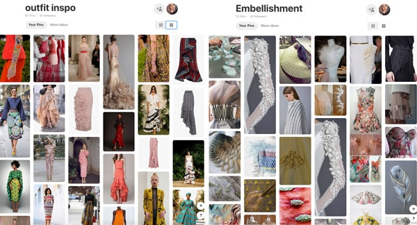Pinterest outfit inspiration
