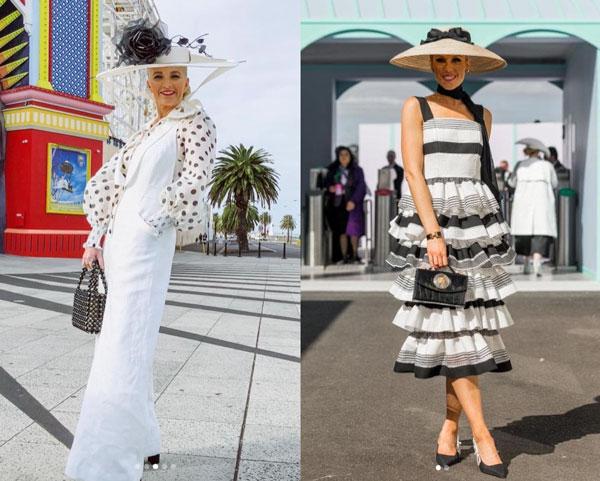 lisa march crystal kimber fashionista