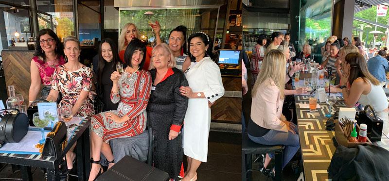 field fashion meetup Ludlow Bar in Southbank