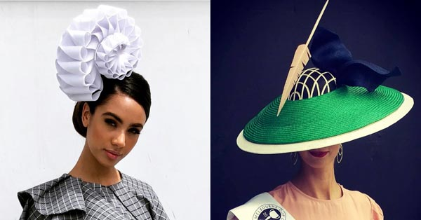 myer millinery award runners up 2018