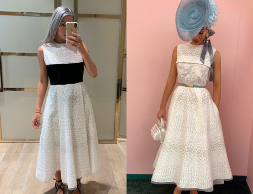 The Making of my 2018 Spring Carnival Outfits: Part 3 of 3 – Oaks Day