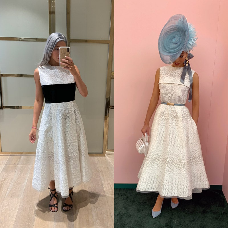 2018 oaks day outfit