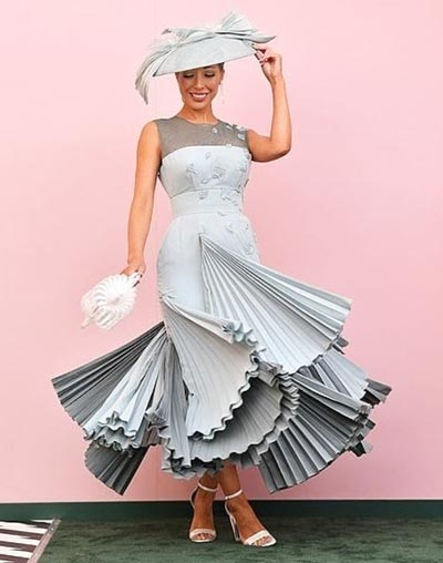 2018 melbourne cup outfit milano imai