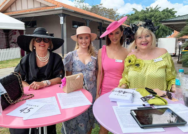brc fashion committee for girls day out