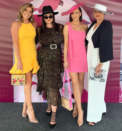 sheike fashions on the field judging panel 2019