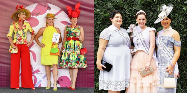 best dressed girl squad winners