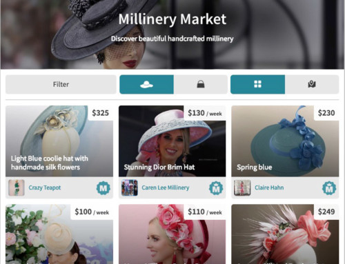 Six Milliners Share their Experience using Millinery Market