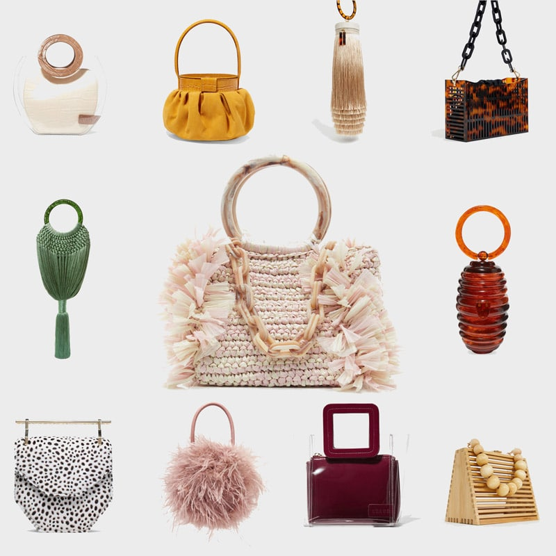 race day handbags trends