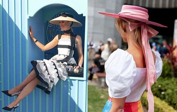 fashion icon races